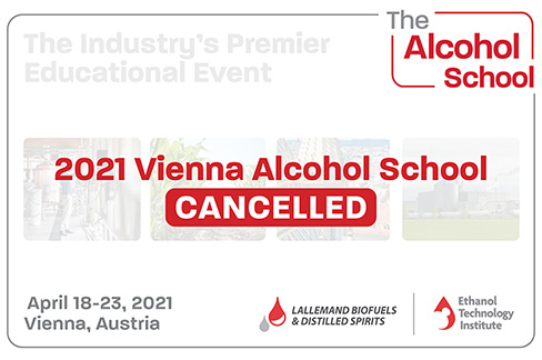 2021 Vienna Alcohol School Cancellation